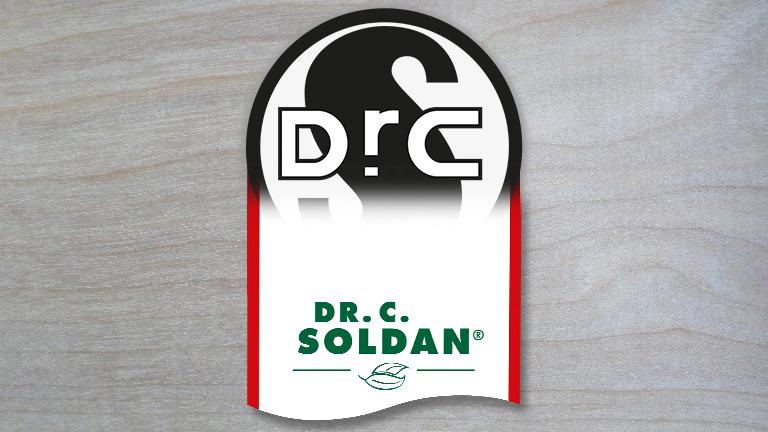 Übergang von altem zum neuen Soldan Logo