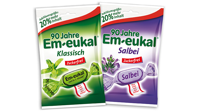 Em-eukal 90 years package
