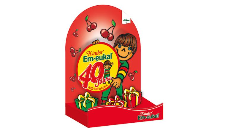 40 years Kids Em-eukal