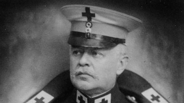 Portrait Dr. C. Soldan