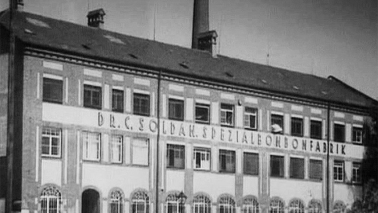 The old production in Nuremberg
