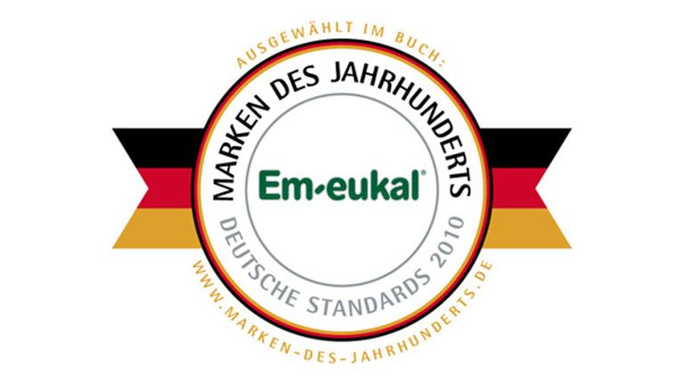 Award Marke des Jahrhunderts