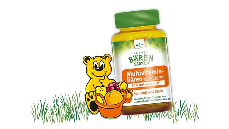Bärengarten Nahrungsergänzungsmittel
