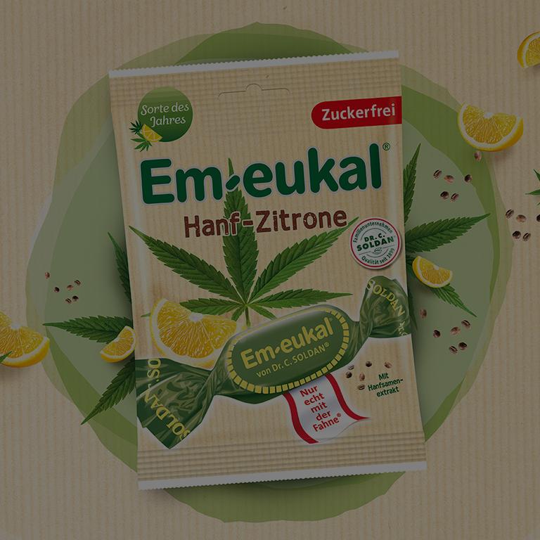 Em-eukal Hanf Zitrone