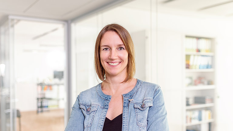 Human Resources: Isabel Fleischmann