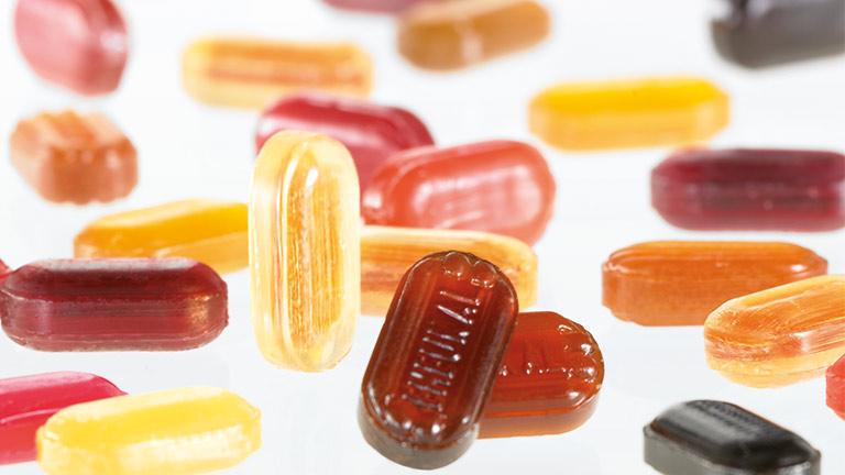 Em-eukal Bonbons ohne Wickler