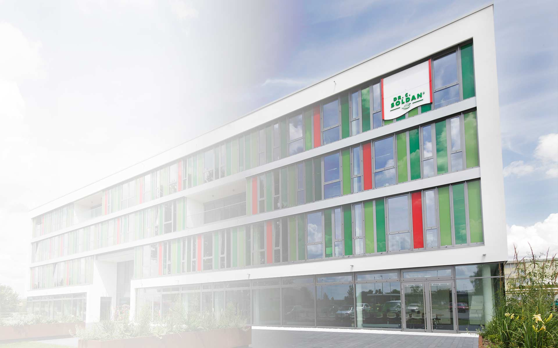 New building in Adelsdorf
