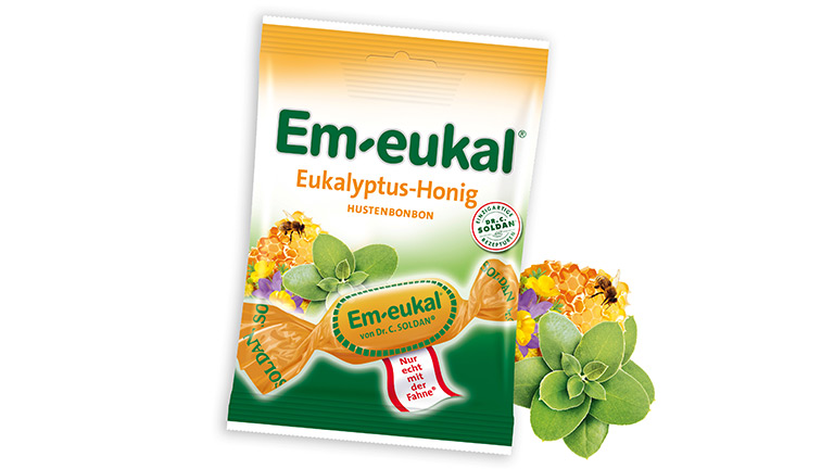 Em-eukal Eukalyptus Honig