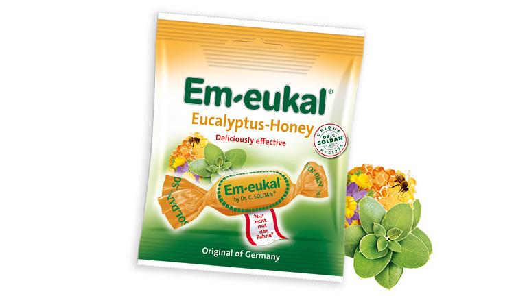 Em-eukal Eukalyptus Honey