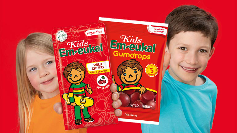 Kids Em-eukal wild strawberry variety