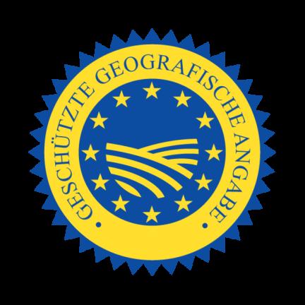 Siegel geschützte geografische Angabe Bundesministerium für Ernährung und Landwirtschaft