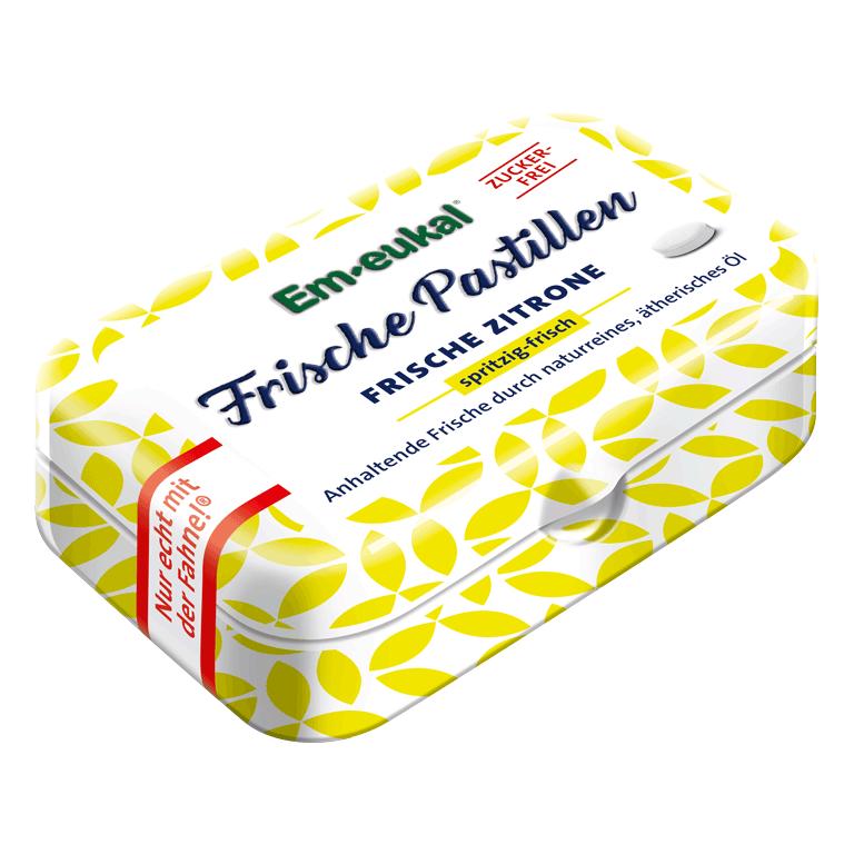 Em-eukal® Frische Pastillen Frische Zitrone